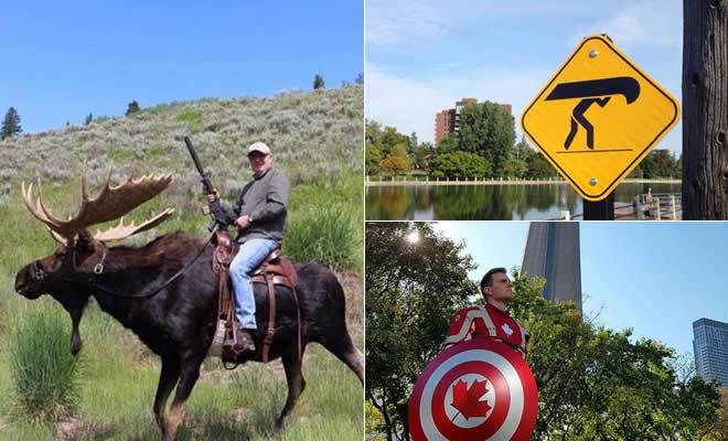 Coisas que você só vai ver no Canadá (20 fotos) 2