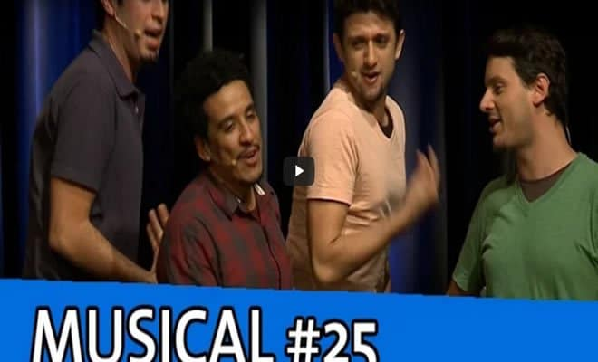 Improvável – Musical improvável #25