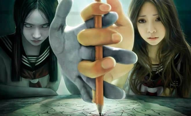 5 Brincadeiras paranormais mais assustadoras que existem 2