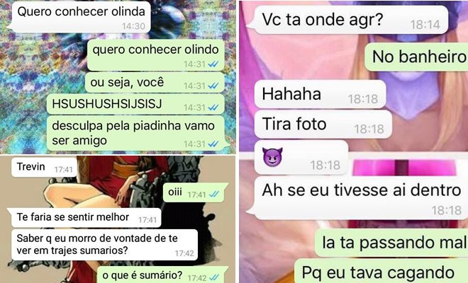 Photo of 14 conversas para fazer a paquera no WhatsApp decolar