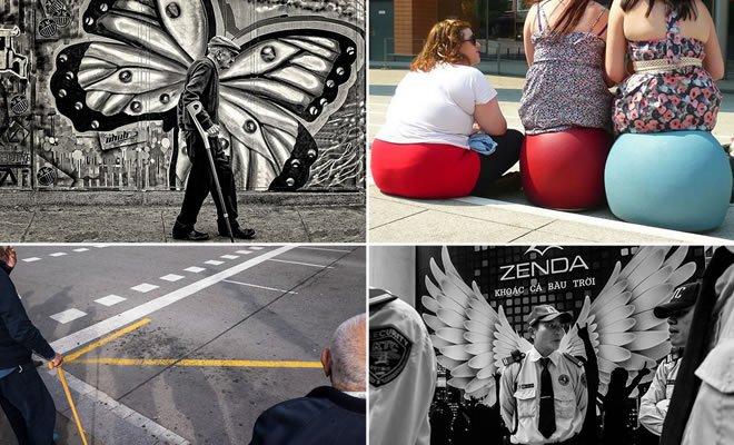 29 Fotografia de rua perfeitas, no momento certo 1