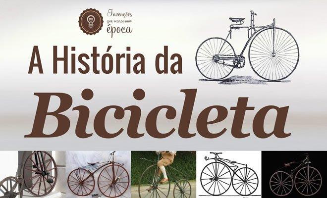 Conheça a História da Bicicleta 6