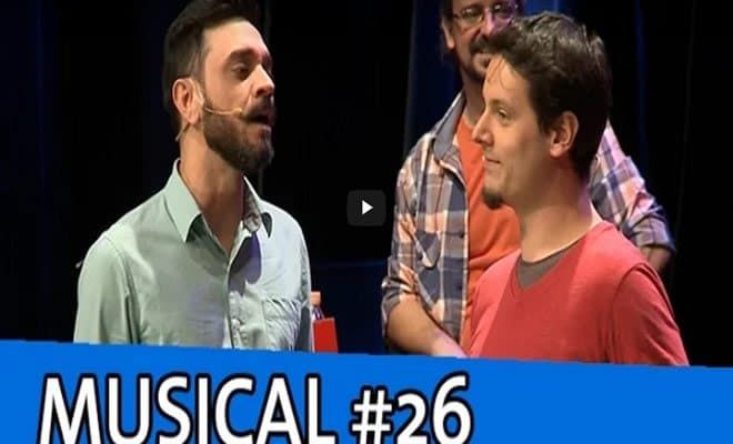 Photo of Improvável – Musical improvável #26