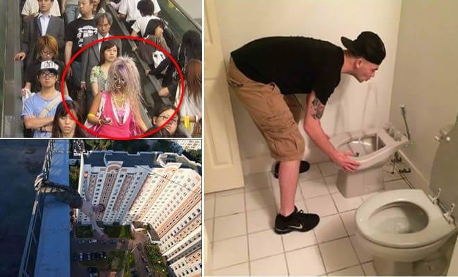 A estupidez é realmente forte com essas pessoas (23 fotos) 5
