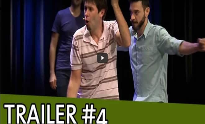 Improvável – Trailer improvável #4