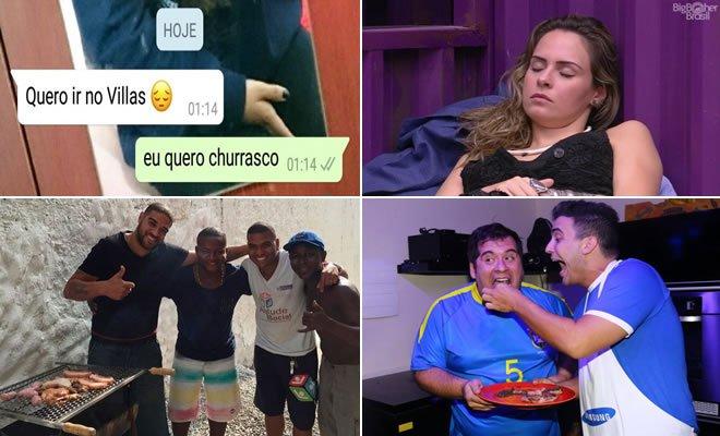 Churrasco ou Balada 1