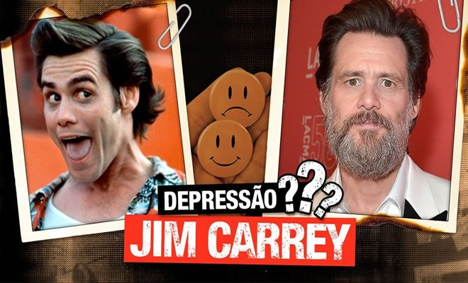 Jim Carrey está com depressão? O que aconteceu? 9