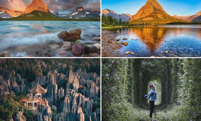 5 Lugares que parecem sonhos porem são reais 5