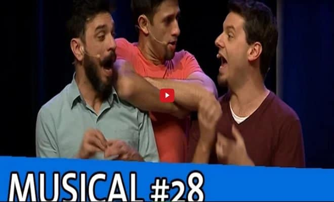 Improvável – Musical improvável #28 - musical 1