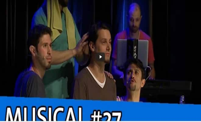 Improvável – Musical improvável #27