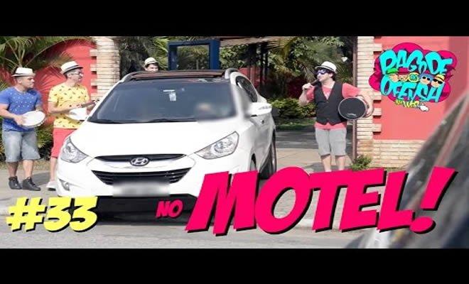 Pagode da Ofensa na Web - No Motel! 3