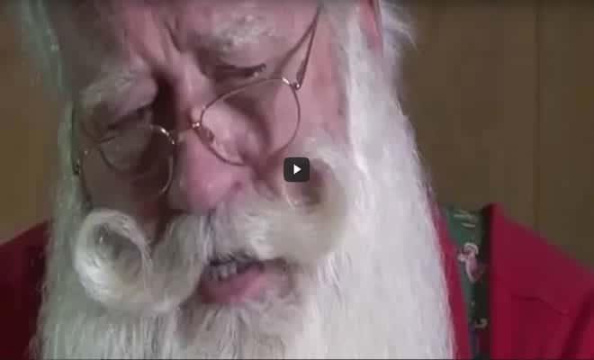 """Depoimento de """"Papai Noel"""" sobre visita a criança terminal 3"""