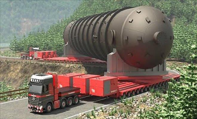 7 Maiores construções já transportadas pelo homem 1