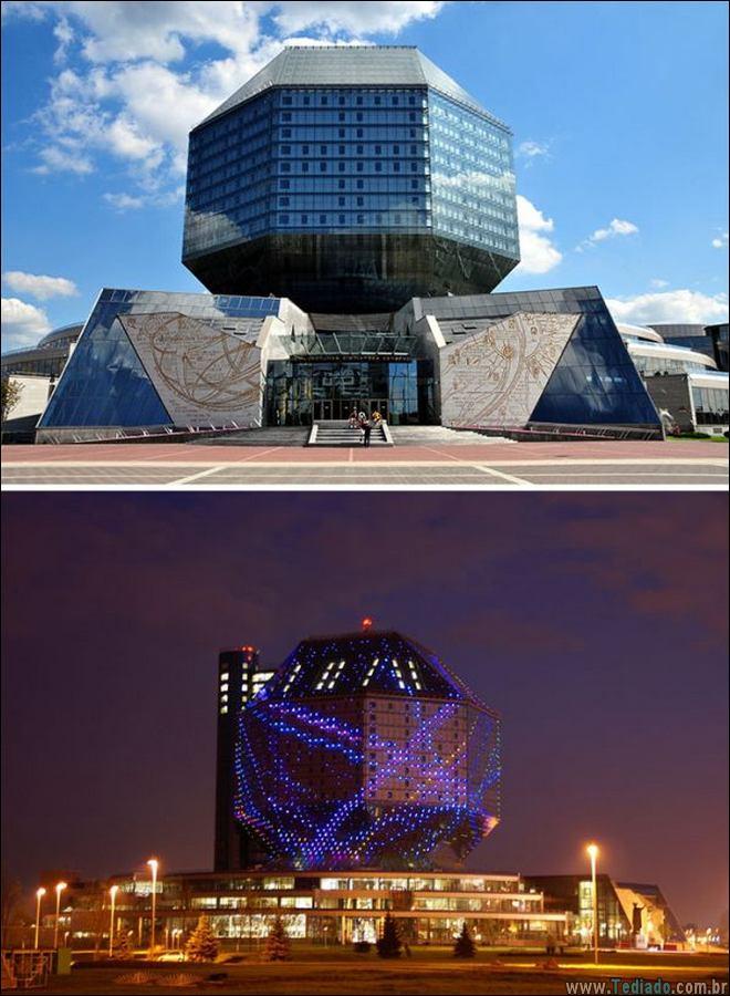 30 Edifícios com um design incomuns pelo mundo 7