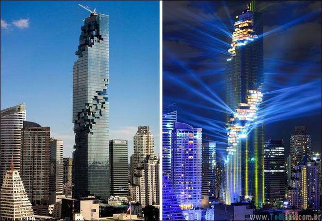 30 Edifícios com um design incomuns pelo mundo 9