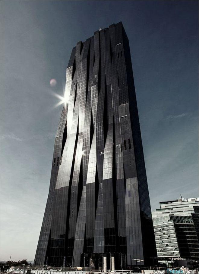 30 Edifícios com um design incomuns pelo mundo 17