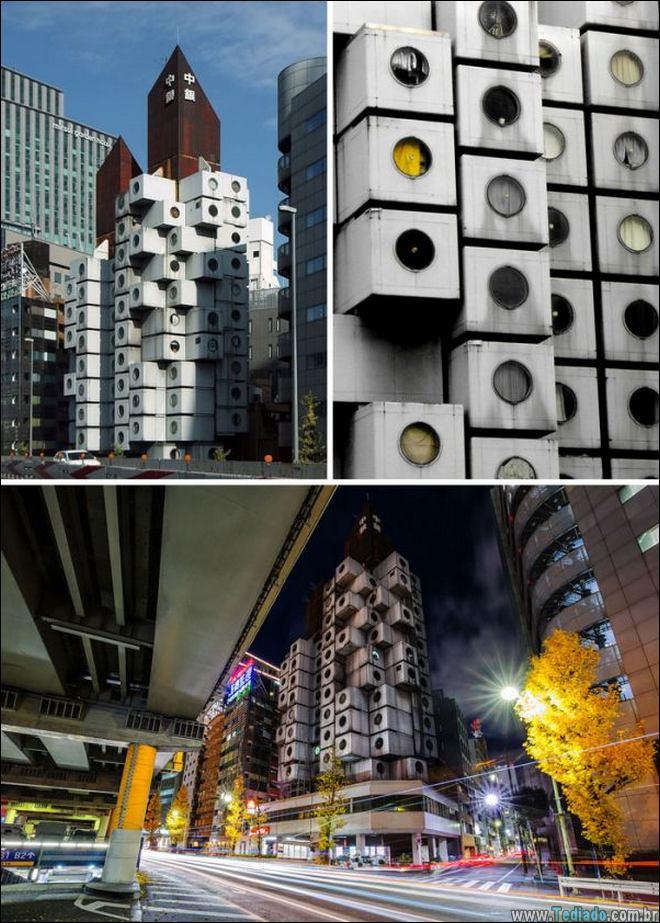 30 Edifícios com um design incomuns pelo mundo 23