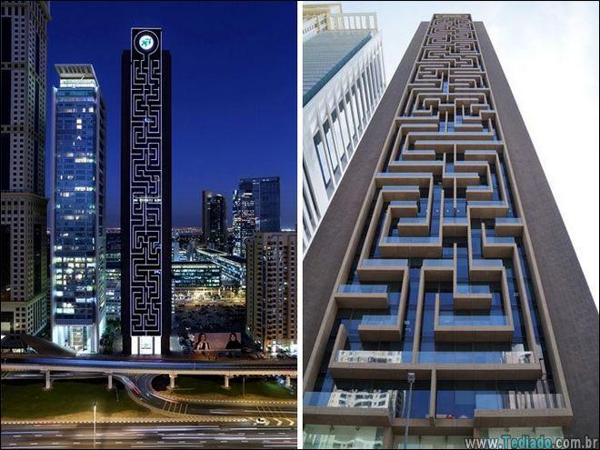 30 Edifícios com um design incomuns pelo mundo 27