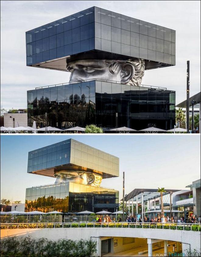 30 Edifícios com um design incomuns pelo mundo 30