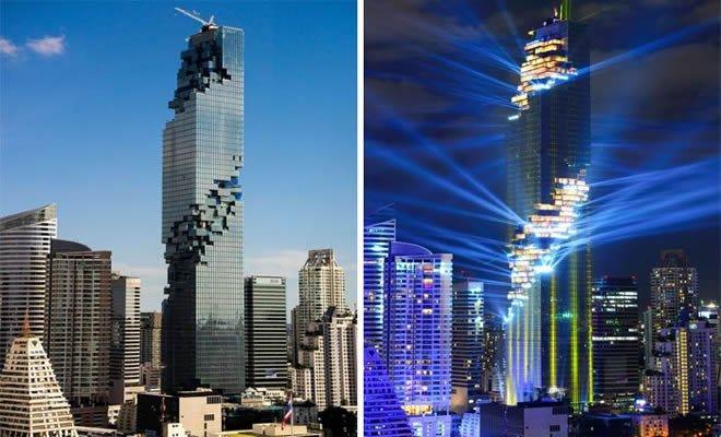 30 Edifícios com um design incomuns pelo mundo 3
