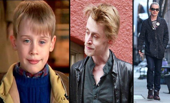Como estão os atores do filme Esqueceram de Mim 28