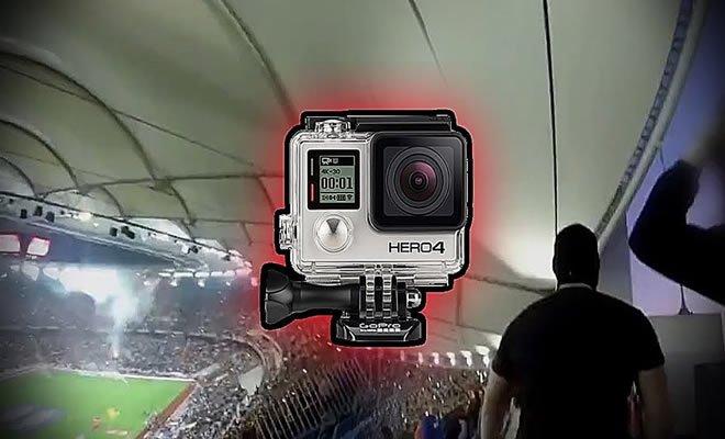 8 Vídeos Malucos e Horríveis Capturados em Câmeras GoPro 9