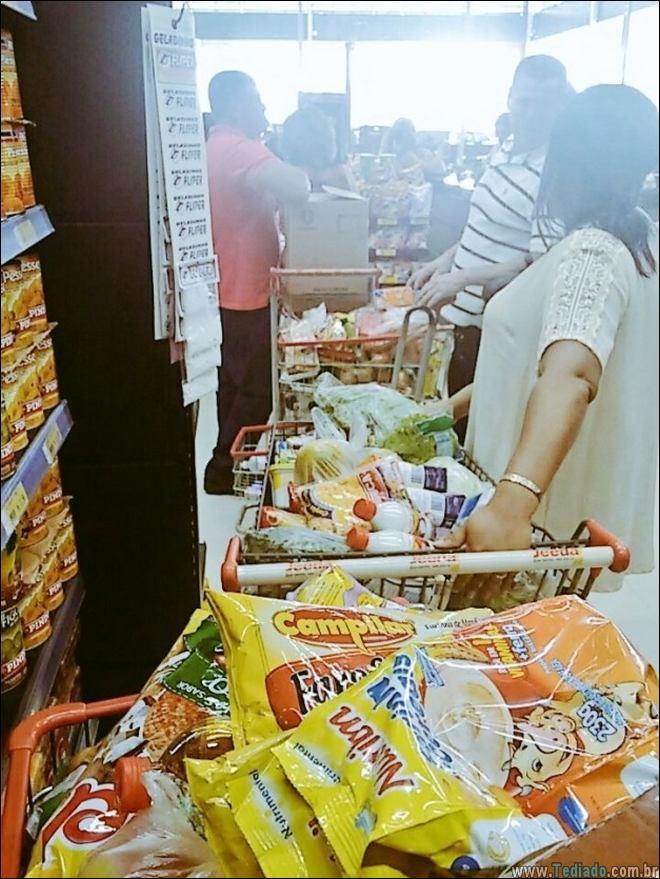 13 motivos pelos quais ir ao mercado com a mãe era a pior coisa da sua vida 11
