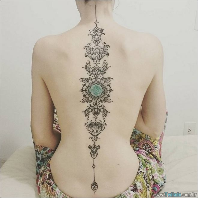 20 Tatuagens inpiradas na arte tribal da Amazônia 4