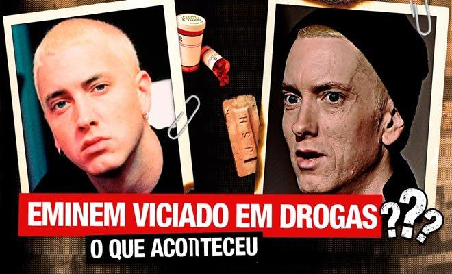 Eminem viciado em Drogas? O que aconteceu? 5