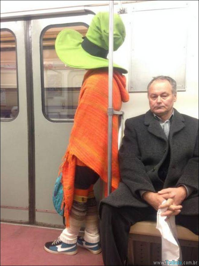 A estranha estilo de moda de algumas pessoas (23 fotos) 3