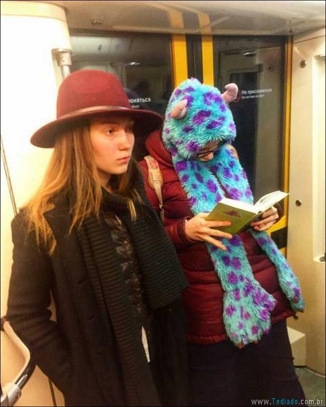 A estranha estilo de moda de algumas pessoas (23 fotos) 4