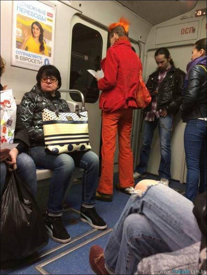 A estranha estilo de moda de algumas pessoas (23 fotos) 10