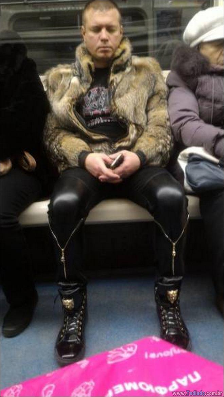 A estranha estilo de moda de algumas pessoas (23 fotos) 15