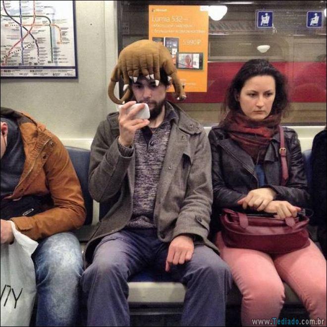A estranha estilo de moda de algumas pessoas (23 fotos) 16