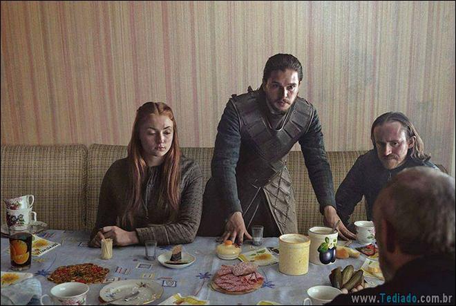 Se 20 filmes famosos fossem feitos na Rússia 3