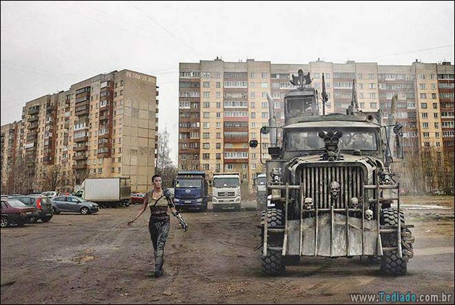 Se 20 filmes famosos fossem feitos na Rússia 17