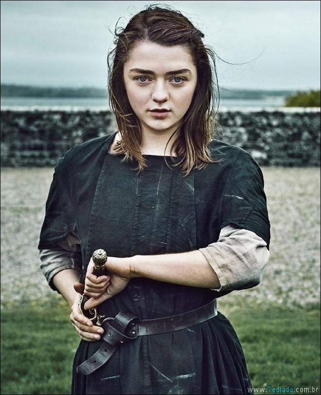 15 atores do seriado Game of Thrones na vida real 10