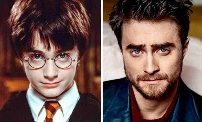 Um olhar fascinante nas estrelas de Harry Potter 16 anos depois 7