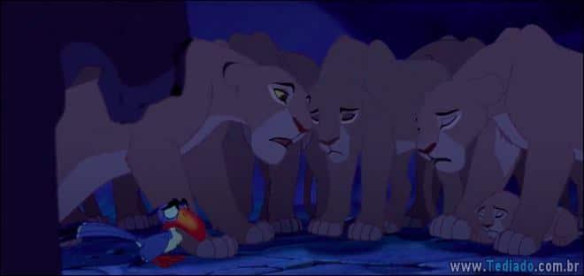 15 perguntas sobre o filme O Rei Leão que eu tenho agora que sou adulto 8
