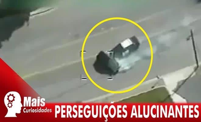 3 Perseguições incríveis da polícia 8