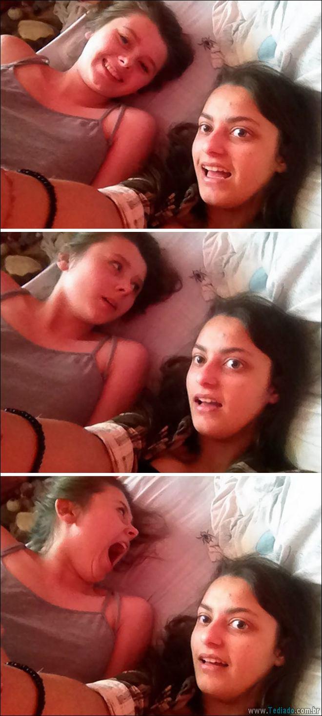 13 piores Selfies de pessoas que esqueceu de verificar o fundo 12