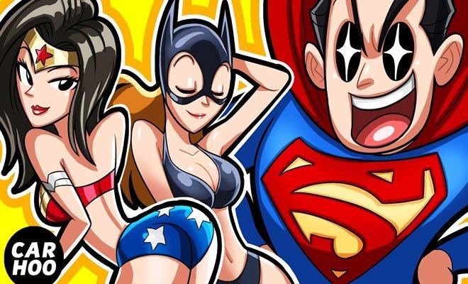 O que acontece quando o Superman fica doente 28