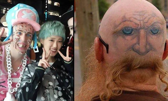 24 Tatuagens feias e estranhas já feitas 29