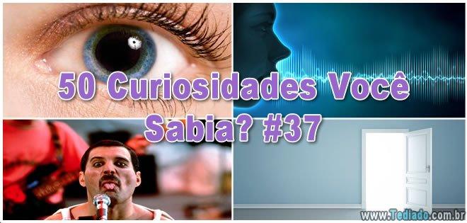 50 Curiosidades Você Sabia? #37 6