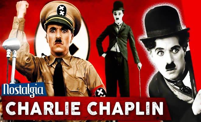 A difícil e polêmica vida de Charlie Chaplin - Nostalgia 5