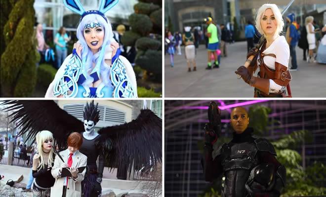 Katsucon 2017 - Épicos cosplay 2