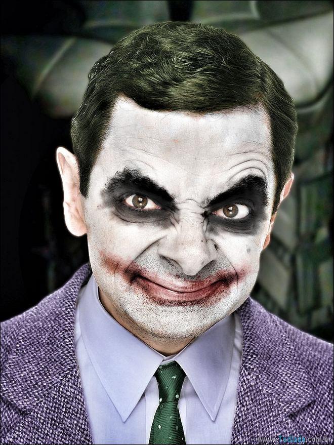 As pessoas estão photoshopado o Mr. Bean nas coisas, e é absolutamente divertido (20 fotos) 12