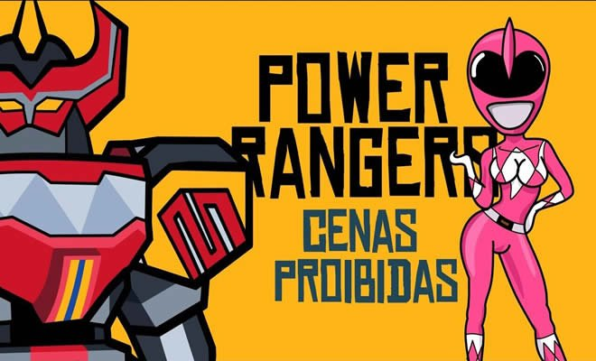 power rangers - power rangers - Power Rangers – Cenas Proibidas