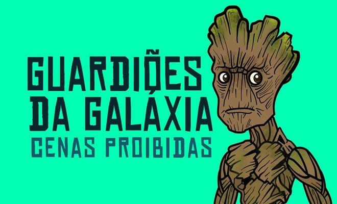 Guardiões da Galáxia - CarneMoidaTV 6