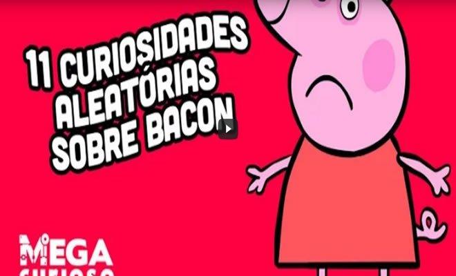 11 curiosidades aleatórias sobre bacon 2